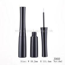 Waterproof slim cosmetic eyeliner pencil packaging