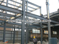 china fabrication steel structure warehouse drawings
