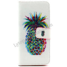 for iPhone 6 many design wallet case with stand