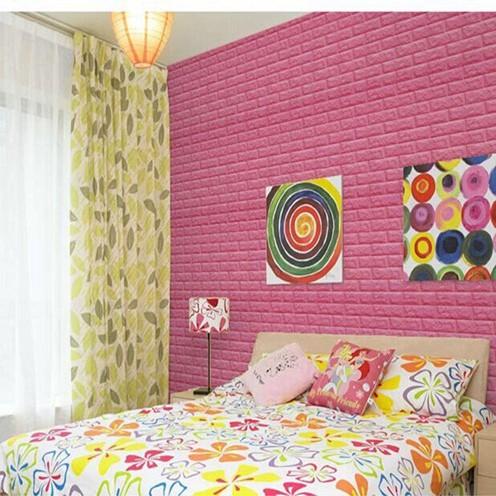3d adesivo mosaico papel de parede de pedra do tijolo com for Mosaico adesivo 3d