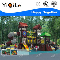 Amazing!!!Attractive and hot sales playground equipment metal slides for kids