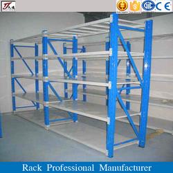 medium duty cold-rolled steel powder coat industrial steel shelf