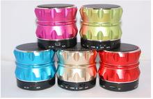 Hands free call bluetooth speaker, mini bluetooth speaker wth FM radio, bulk buy from China portable speakers