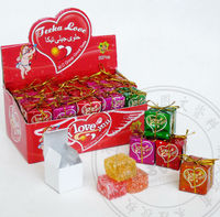 13.5g Gift packing soft jelly gummy candy
