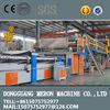 WJ 1600-220-1 corrugated cardboard production line carton box printing slotting die cutting making machine