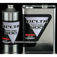 Good response & No sludge oil DELTA RACING 900 iQ synthetic base oil