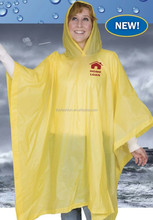 Bike waterproof pvc rain poncho