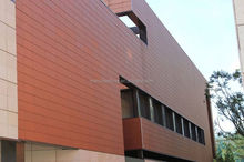 exterior wall used terracottal clay panel - LOPO Corporation