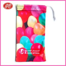 2015 New Fashion Microfiber Designer Eyeglasses bags For Young Girls Age Group