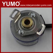 IHU4808 8mm 48mm motor rotary encoder Optical Sewing Machine hollow shaft incremental rotary encoder digital display encoder