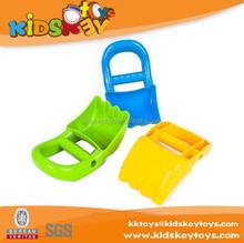Mini sand beach buckets toys play set