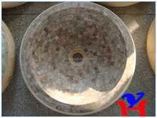 Mosaic marble Sink