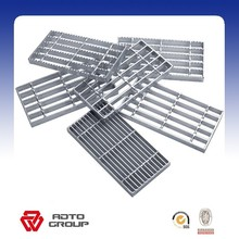 Hot Dipped Galvanized Steel Grating Floor panel