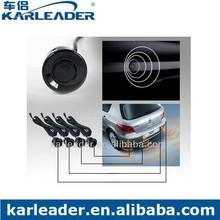 LED Display parking sensor system Rainbow Automatic Universal Car Parking Ultrasonic Radar Detector
