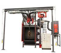 Hanger Shot Blasting Machine/hook type shot blast machine/small shotblast machine