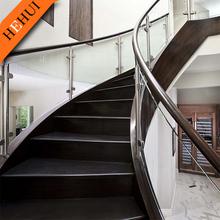 Los modelos de hierro forjado escaleras pasamanos para zw-c075