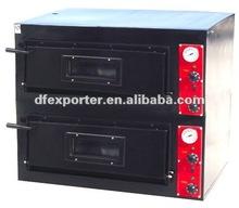 Migliore forno per pizze commerciale/singolo/doppio strato elettrico pizza forno a macchina