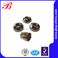Customized stainless steel security nut and bolt