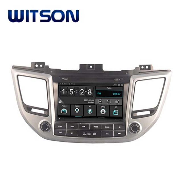 WITSON WINDOWS FACTORY PREIS AUTO MULTIMEDIA DVD PLAYER FÜR HYUNDAI IX35 TUCSON 2016