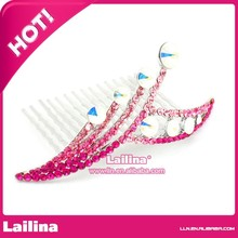 Tall large pageant tiara and crowns for big events