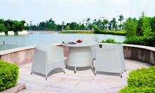 White wholesale wicker rattan furniture