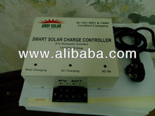 Smart Solar Charge Controller