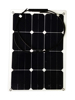 New designed high efficinecy semi flexible solar panel/ solar PV module for China Manufacturers