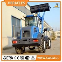 Hr926F wheel loader kawasaki 70 loader for sale from china supplier