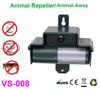 Visson VS-008 Ultrasonic PIR Garden Animal Repeller / Squirrel Repeller / Cat & Dog Repellent