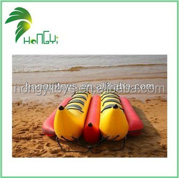 Top Peformance Exquisite Workmanship Inflatable Boat Water Game Banana Boa.jpg