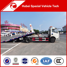 DFAC NEW condition diesel euro 3 rotator tow truck for hot sale