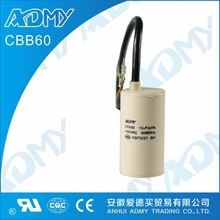 ADMY 2015 factory direct new design motor capacitor 100uf 450vac wholesale
