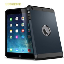 2 in 1 armor tablet case for ipad mini shock proof case