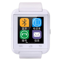 U8 bluetooth Smart Watch/ Hot Selling Android 4.0 Smart Watch U8