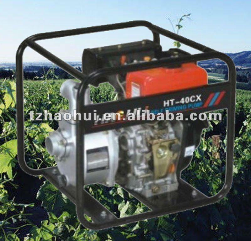 Diesel de la bomba de agua 4 pulgadas del motor Diesel de la bomba de agua