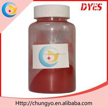Disperse Violet 2R cotton tie dye dress dye polar fleece fabric