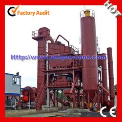 Hot mixing asphalt mixing plant 160Ton/H productivity price