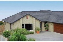 Stone chip coated tile Steel Roofing sheet-Metal Roof Shingle for Villa and House