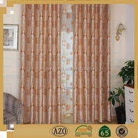 New luxury different styles of hanging door curtain import from china
