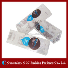 trade assurance small clear plastic packaging boxes with lid