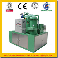 Used edible oil filtration system