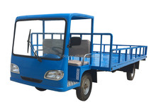 Farm Electric Platform Truck, Golf Electric Truck with CE Approved