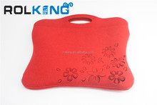 100% polyester felt laundry bag
