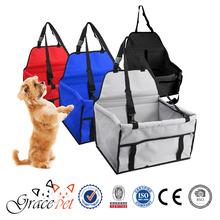 [Grace Pet] Dog Car Booster Seat Hammock Barrier Cover