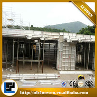 Chinese modular formwork for concrete project
