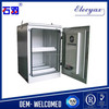 SHIYU battery rack SPCC cold-rolled steel made/SK-240/small telecom battery outdoor enclosure/temperature control cabinet
