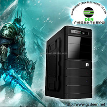 High quality and low price computer case with card reader desktop computer case gaming computer cse