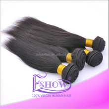 Virgin Human Hair Weave 100% No Dyed Unprocessed Wholesale Provide Large Numbers
