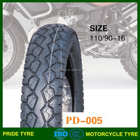 For Street Racing Motor 110/90-16 Motorcycle Tire, 110/90-16 tyre