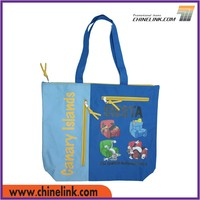 Cheapest reusable folding shopping bag wholesale professional manufacture